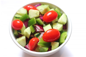 marinated veggie salad