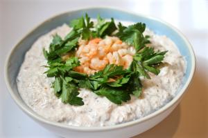 Quickie crab dip appetizer - just 3 ingredients!