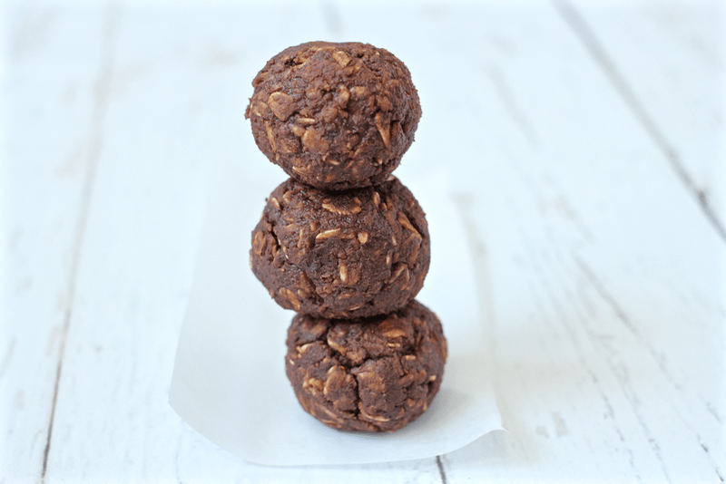 how to make chocolate balls easy