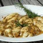 Easy honey-Dijon baked chicken