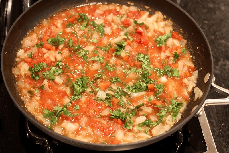Grouper veracruz family food on the table for Fish veracruz recipe