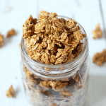 5-ingredient homemade granola (+ video)