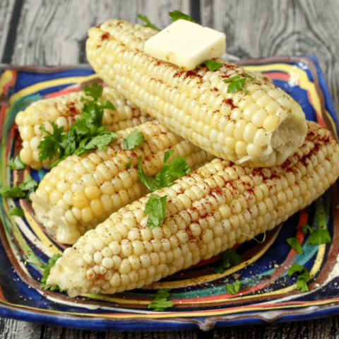 Easy foolproof corn on the cob | FamilyFoodontheTable.com
