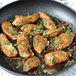 Easy balsamic chicken (+ video)