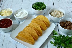 Turkey tacos | FamilyFoodontheTable.com