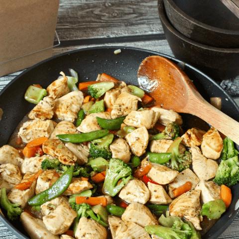 Easiest stir fry | FamilyFoodontheTable.com
