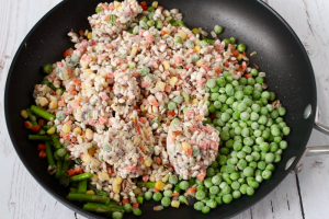 Shortcut grains and veggies | FamilyFoodontheTable.com