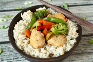 Easy stir fry | FamilyFoodontheTable.com