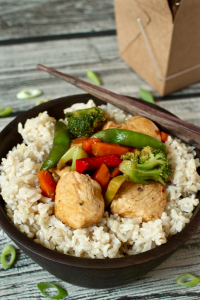 Easiest stir fry | FamilyFoodontheTable.com