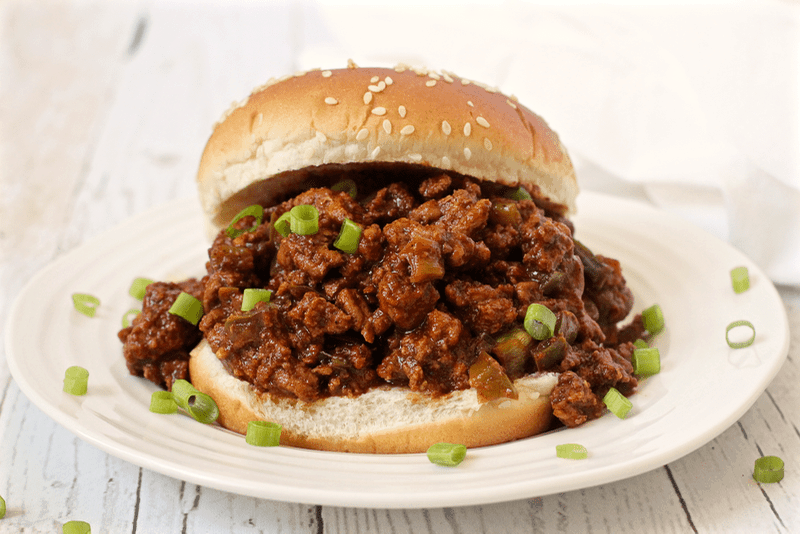 Turkey sloppy Joes | FamilyFoodontheTable.com