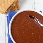 5-minute healthy chocolate pudding