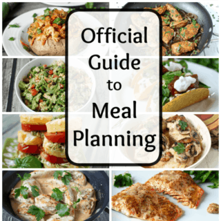 Official guide to meal planning