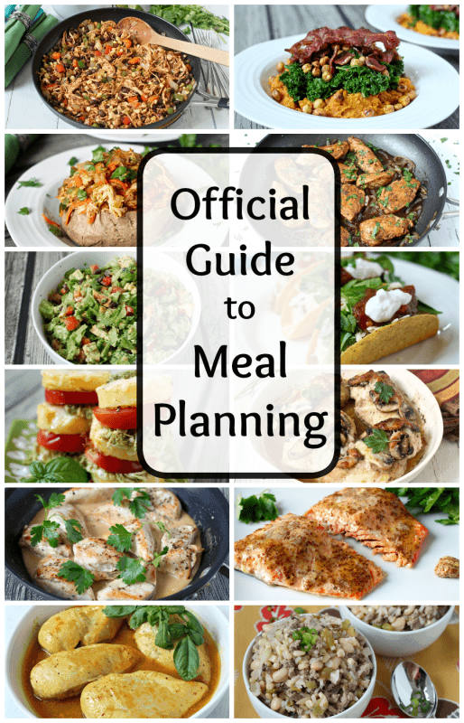 Ultimate guide to meal planning - tips, tricks and considerations to get started | FamilyFoodontheTable.com