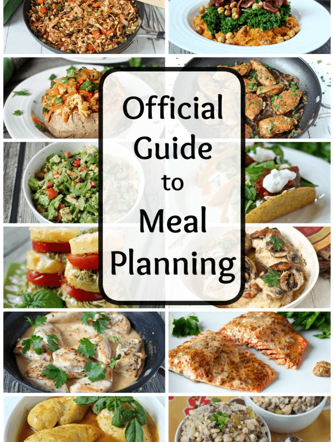 Ultimate guide to meal planning - tips, tricks and considerations to get started   FamilyFoodontheTable.com
