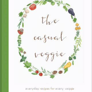 Introducing The Casual Veggie Cookbook