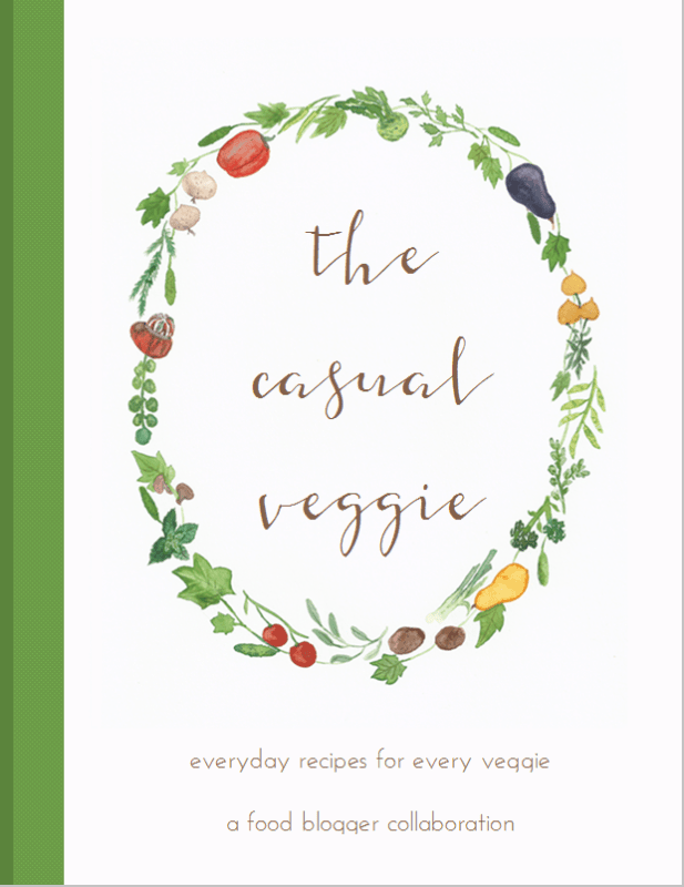 The Casual Veggie Cookbook - 29 vegetables and 166 recipes to help you eat healthy! | FamilyFoodontheTable.com