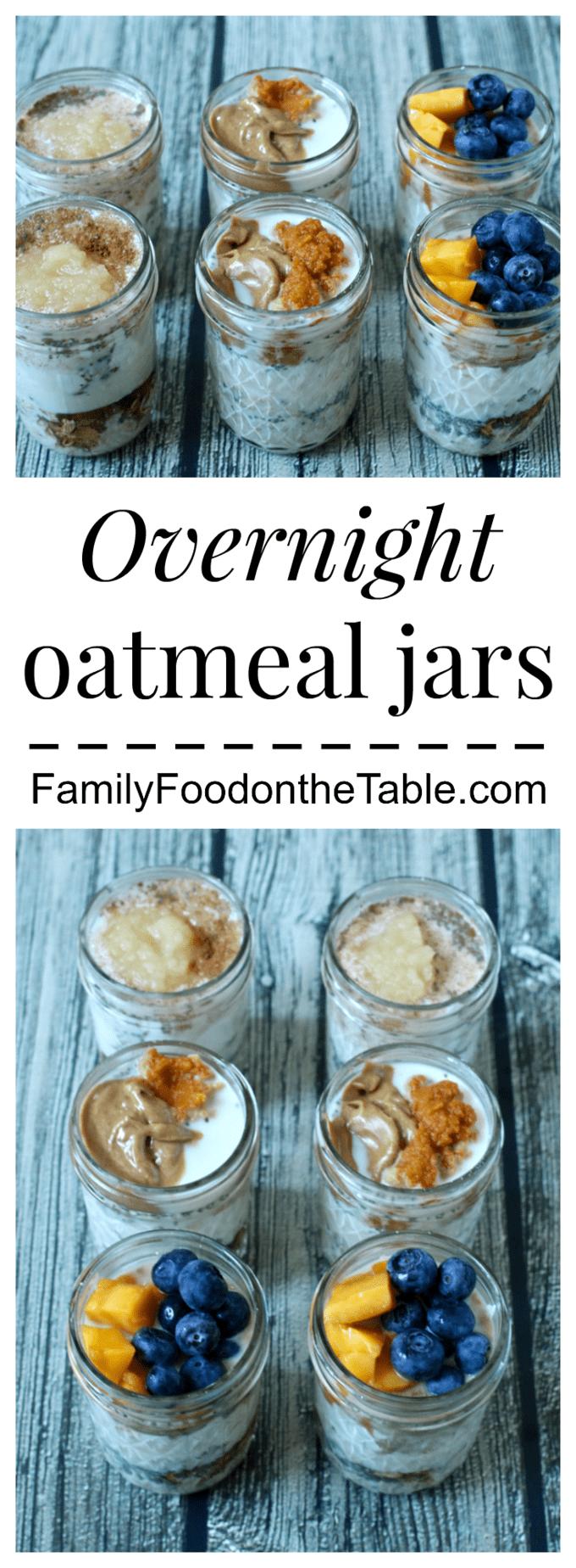 Quaker Oats Recipes Muffins Overnight oatme...