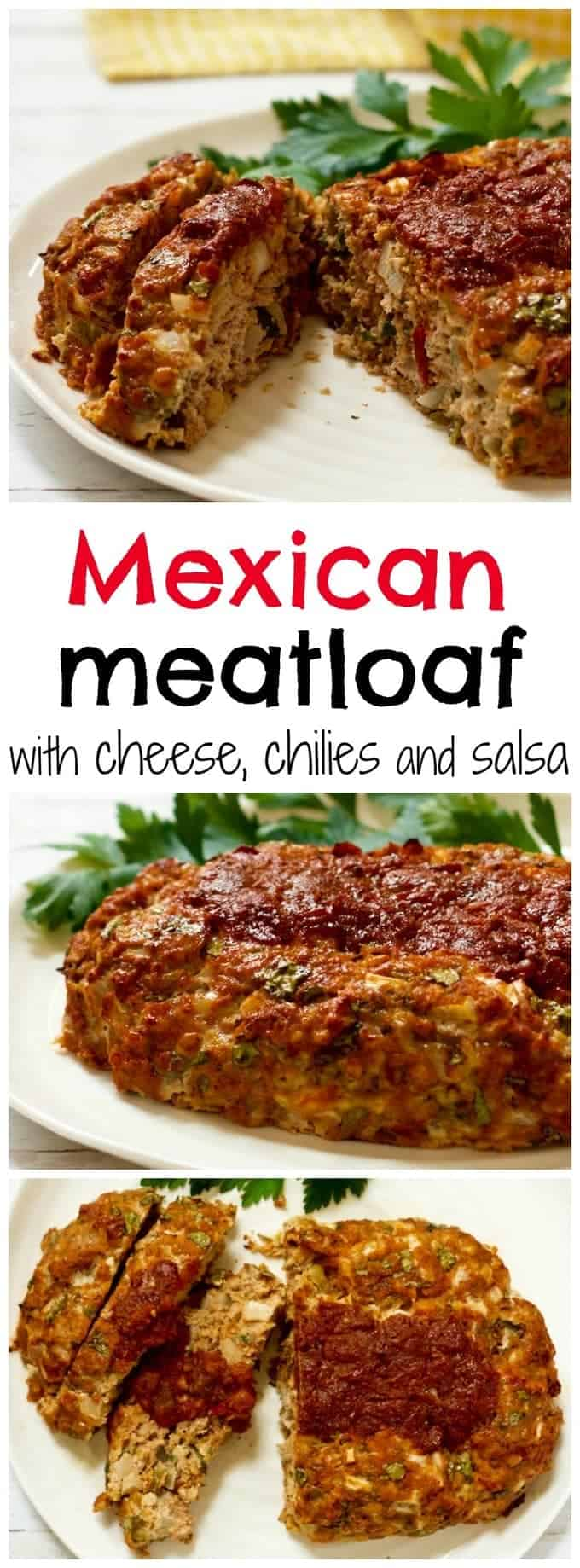 Mexican meatloaf - Family Food on the Table