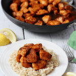 15-minute paprika chicken