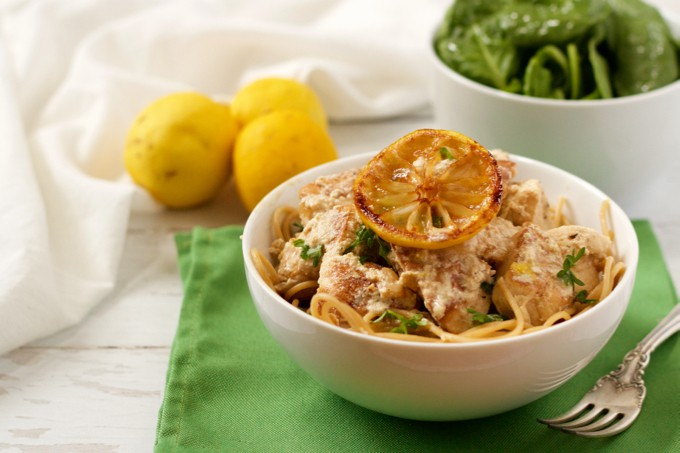 how to make portugese mild lemon chicken