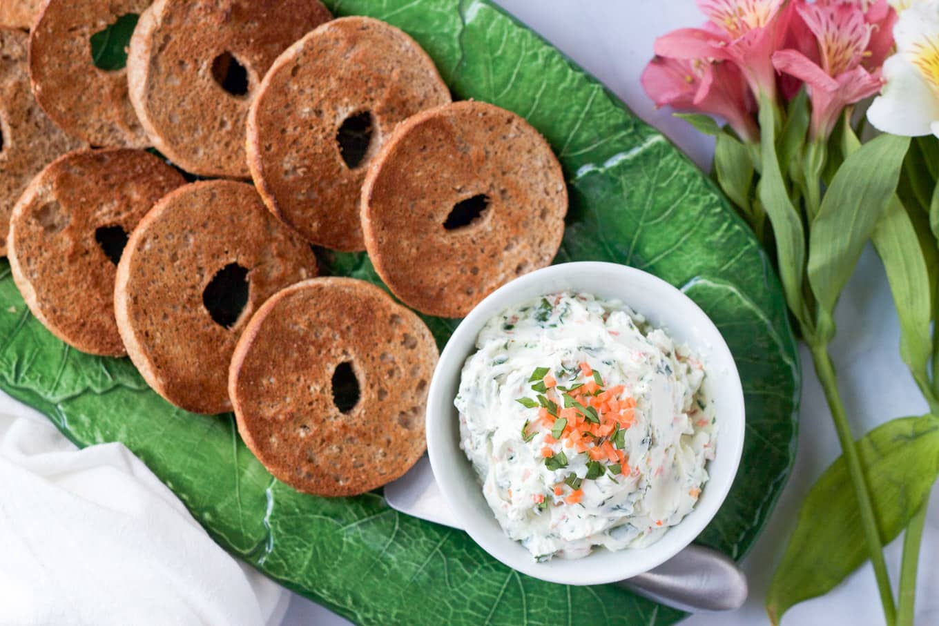 Homemade veggie cream cheese family food on the table nutrition facts forumfinder Choice Image
