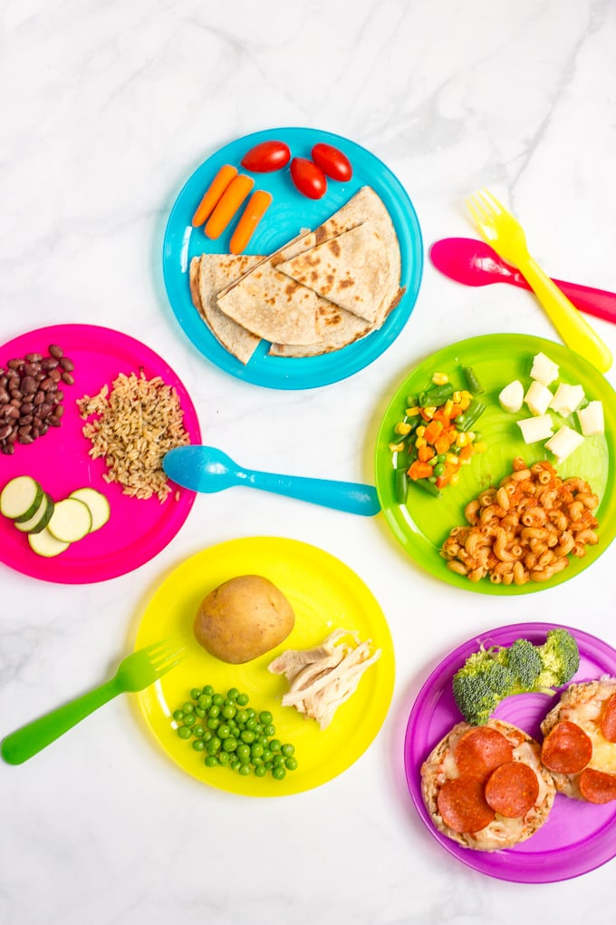 Quick easy kid lunch recipes