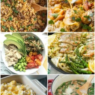 Bloggers cooking tips and inspiration