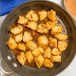 15-minute honey garlic chicken