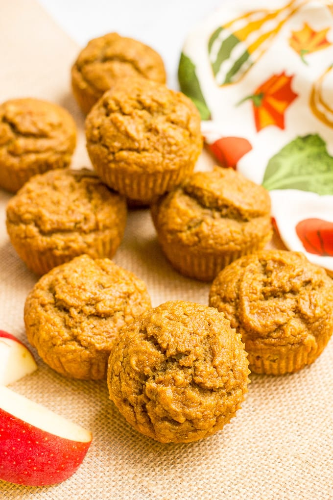 Apple And Butternut Squash Muffins Family Food On The Table