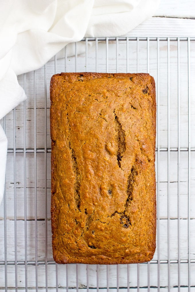 Easy whole wheat cinnamon raisin bread - great for breakfast or brunch!
