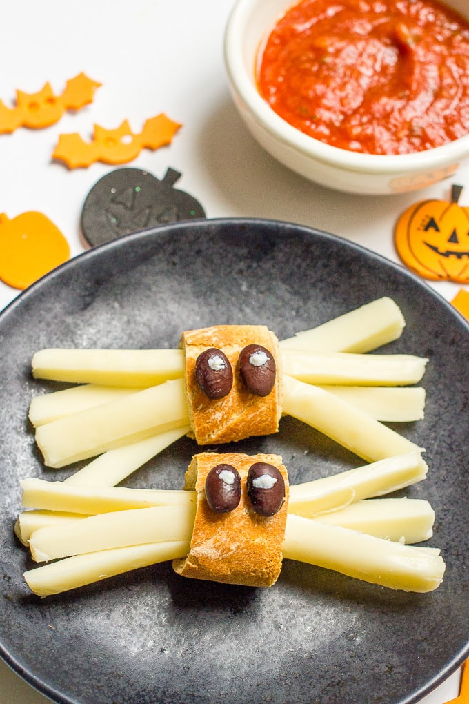Fast Easy Halloween Crafts