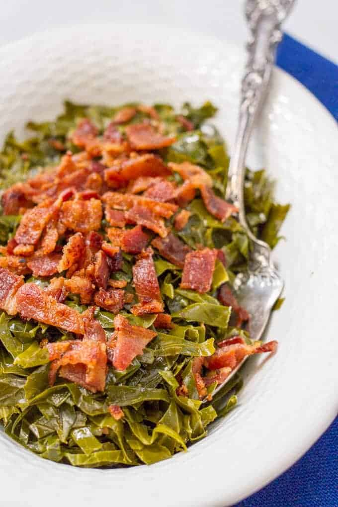 quick-southern-collard-greens-with-bacon-2