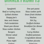 30 easy healthy family dinner ideas