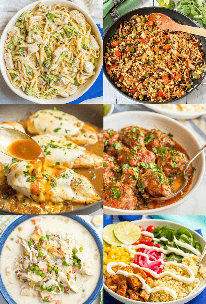 Easy Chicken Recipes Archives Family Food On The Table