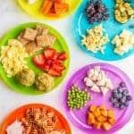Healthy baby finger foods & toddler finger foods