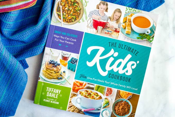 The Ultimate Kids Cookbook book cover