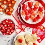 Healthy Valentine's Day snacks – 33 ideas