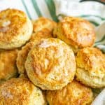 The Best Homemade Biscuits